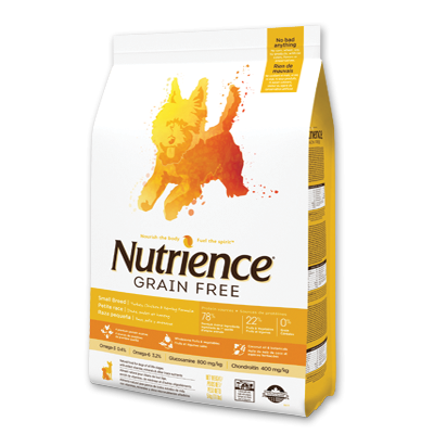 Nutrience Grain-free...
