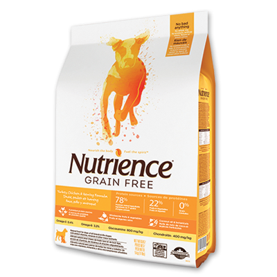 Nutrience Grain free...