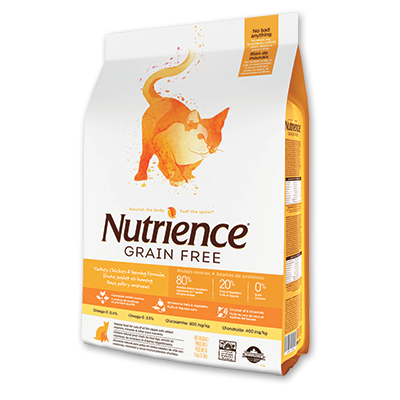 Nutrience Grain Free Pollo...